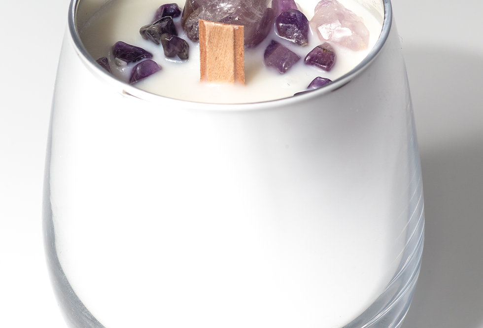 Lavender Stemless Candle