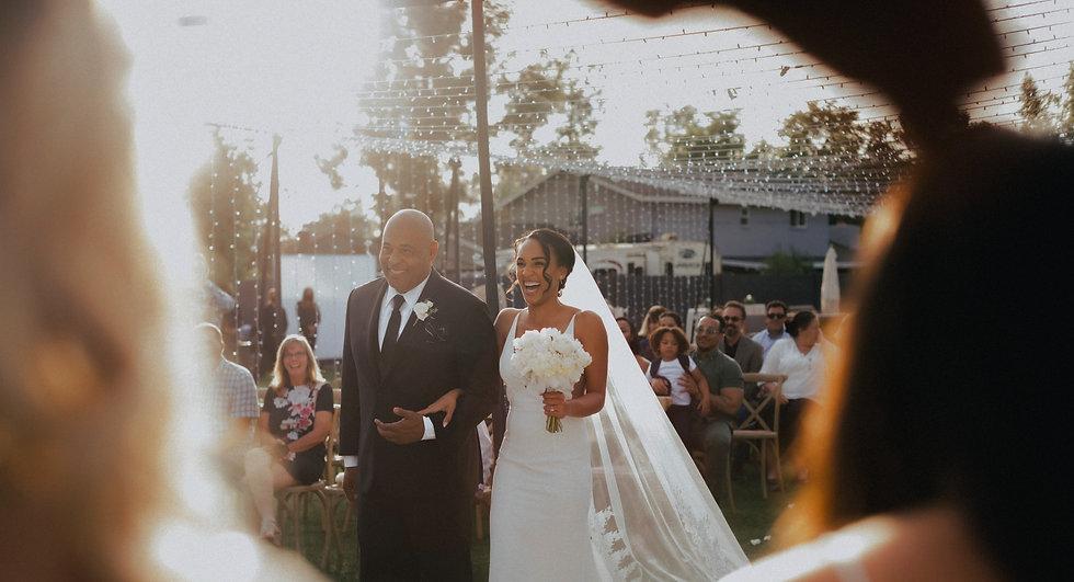 Einzug der Braut - Freie Trauung myocalwedding