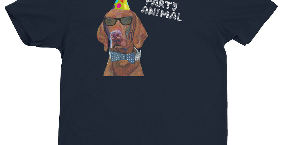 Party Animal - Viszla Art