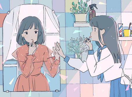 12月14日(土) めばちさん と みき尾さん トークイベント イラストレーター対談