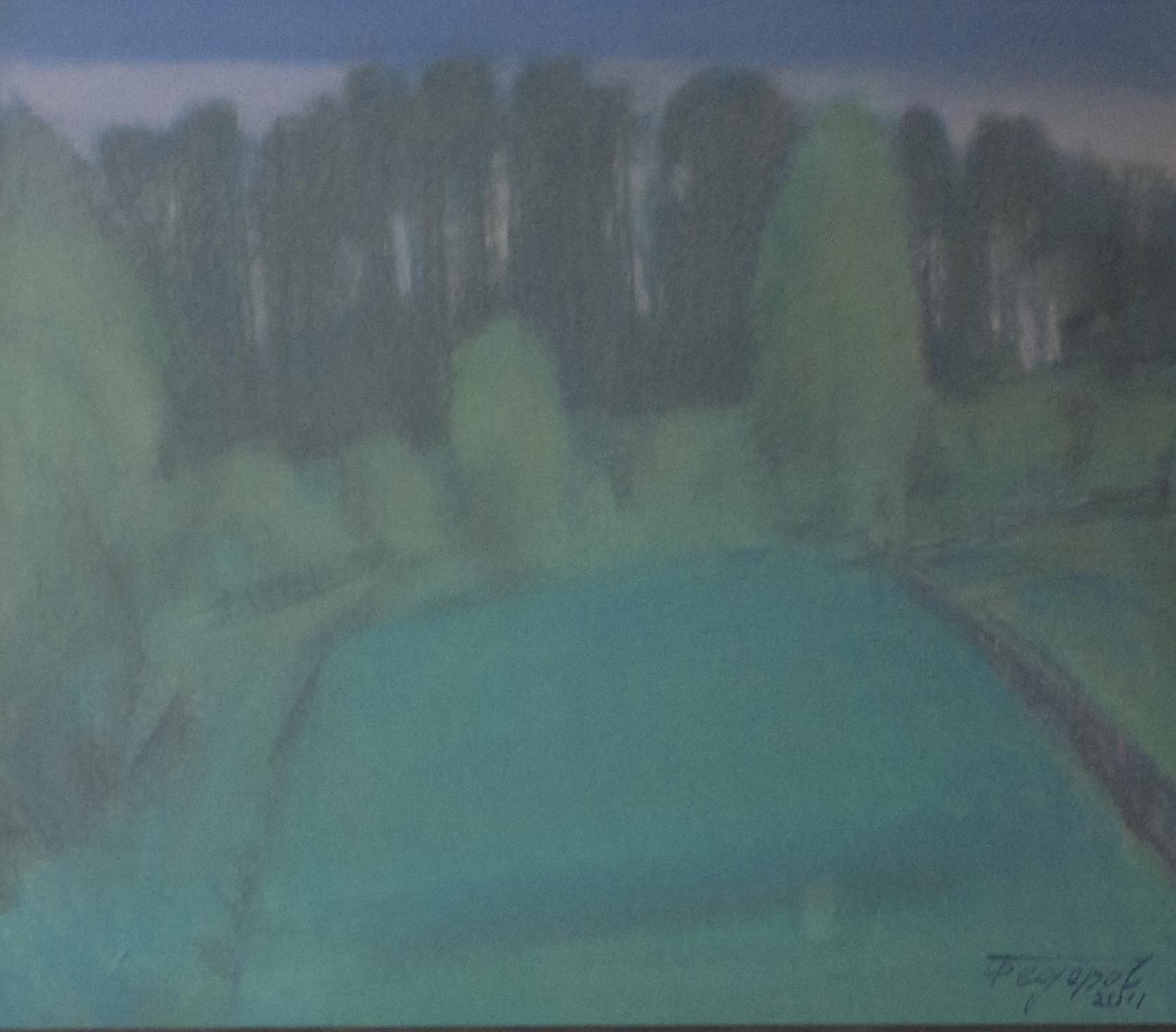 15. Изумрудный лес, 2011