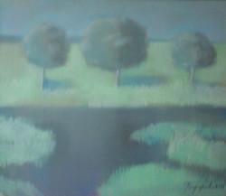 8. Три дерева, 2001