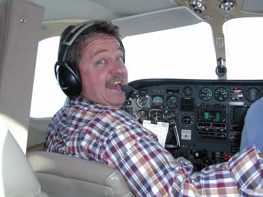 Dave Carey Smiling Face