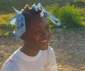 Plus jamais Restavek, tourné en Haiti