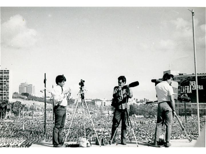 Les années film: Nosotros Cubanos