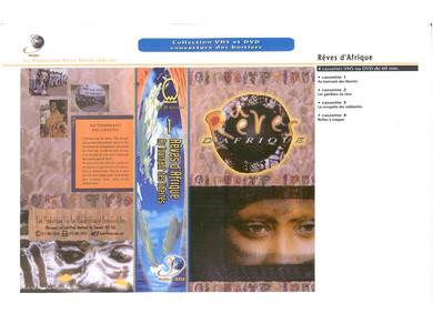 La série Rêves d'Afrique
