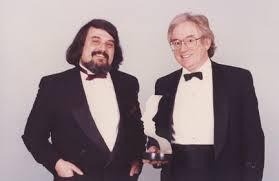 Daniel Bertolino et Daniel Creusot lors des Prix Gémeaux pour la série Points Chauds