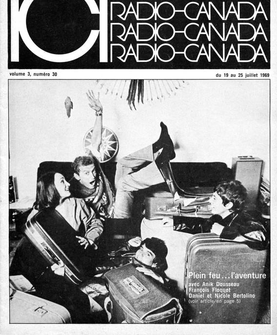 IICI Radio Canada Plein feu l'aventure 0