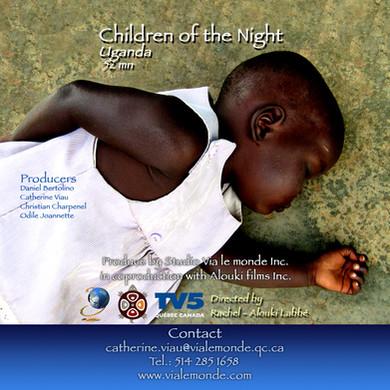 Les enfants de la nuit, un film de Rachel Alouki Labbé