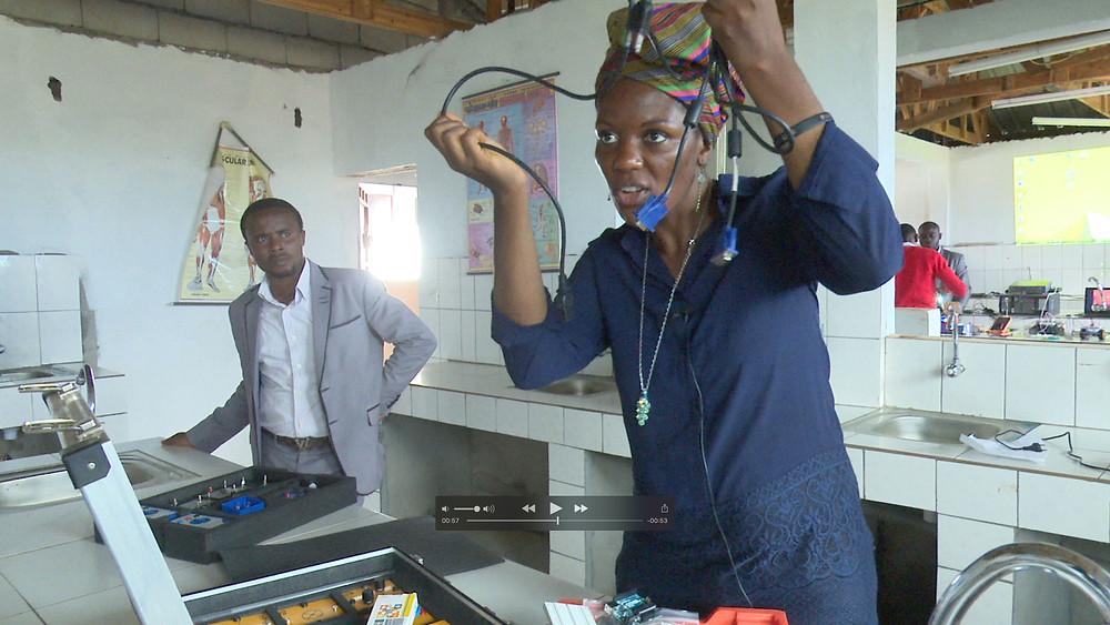 Le Cameroun à l'heure de Boko Haram, un film de Grégoire Viau