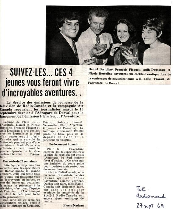 Air Canada Plein feu a SRC Radio1968_017