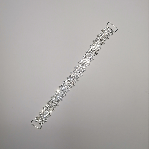 KNICKER CONNECTOR 5 (CLEAR SILVER)