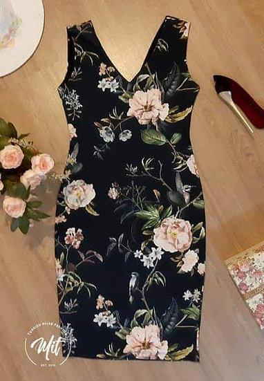 F-Short Dress