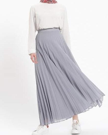 F-Grey Skirt