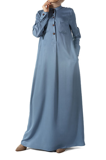 فستان محجبات تركيAday2