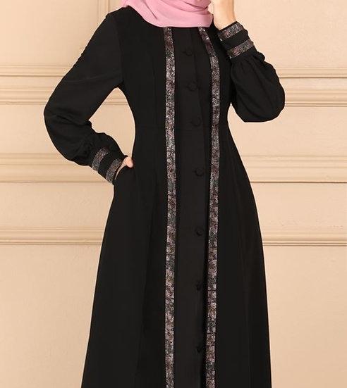 Ayshan dress- black
