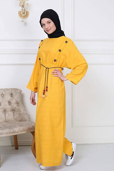 UMS Dress yellow