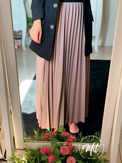 Vison Skirt