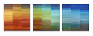 Spectrum Shift Triptych
