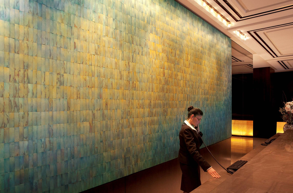 Setai Feature Wall