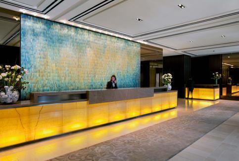 Setai Hotel Lobby