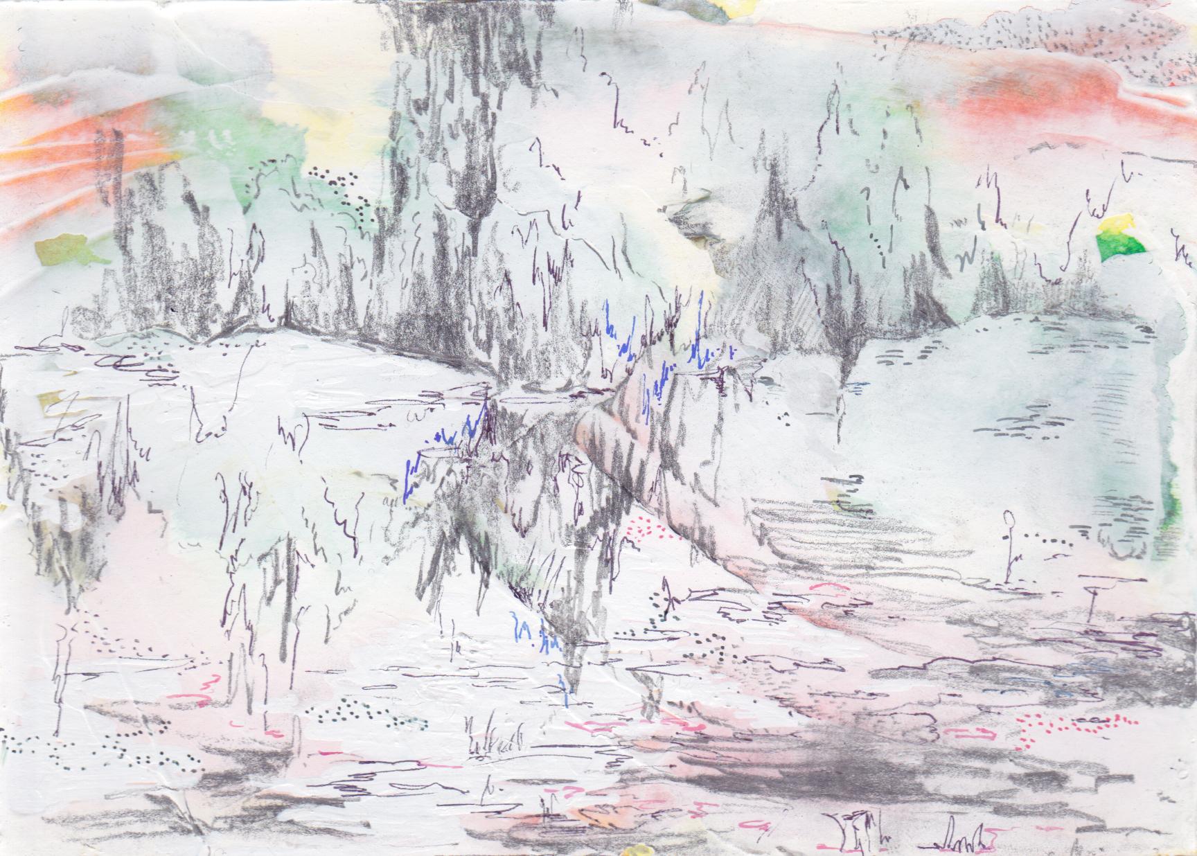 yuhino furu yama夕日のふる山