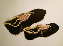 2009.A.ses chaussure vieilles