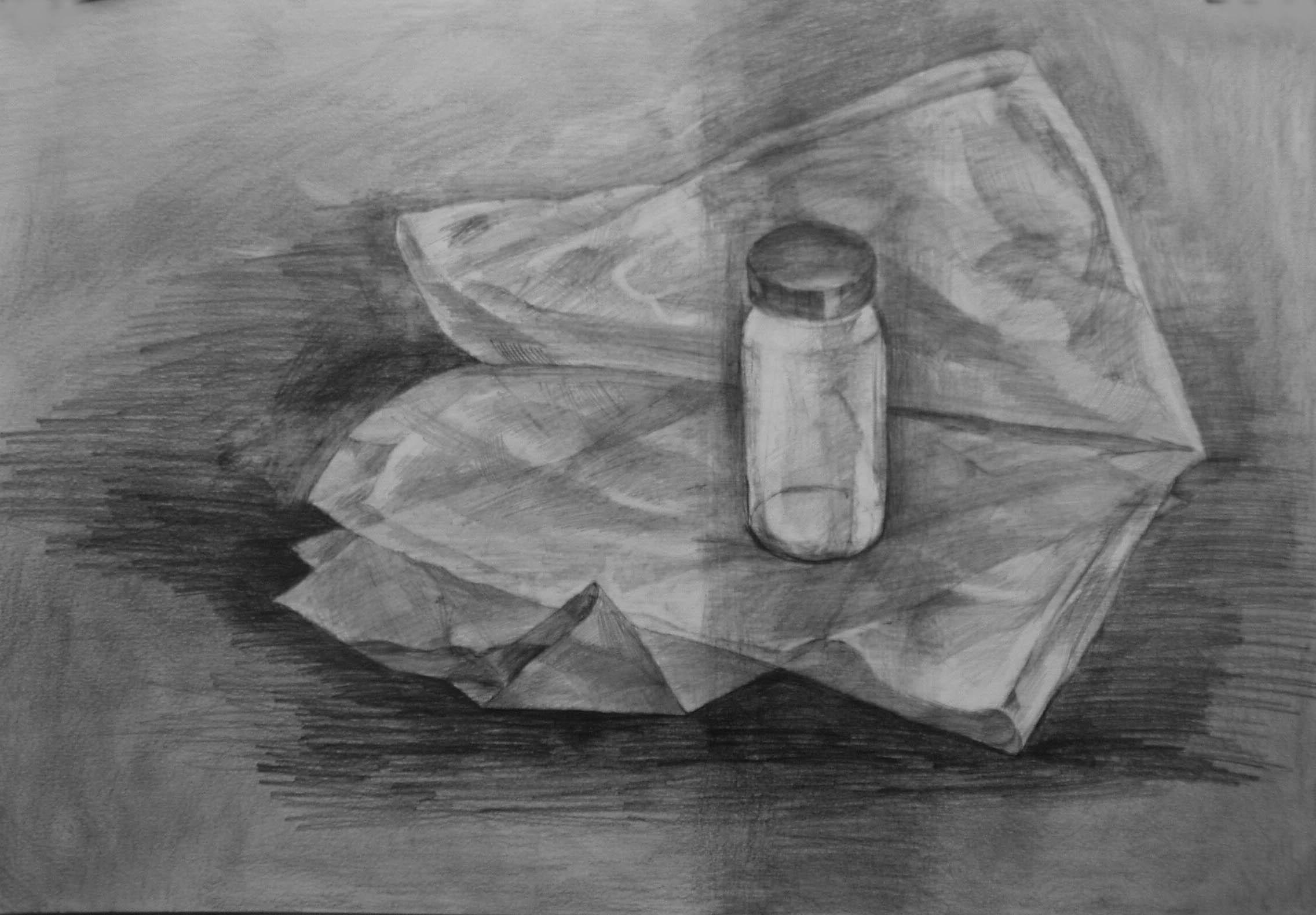 2004.鉛筆デッサン