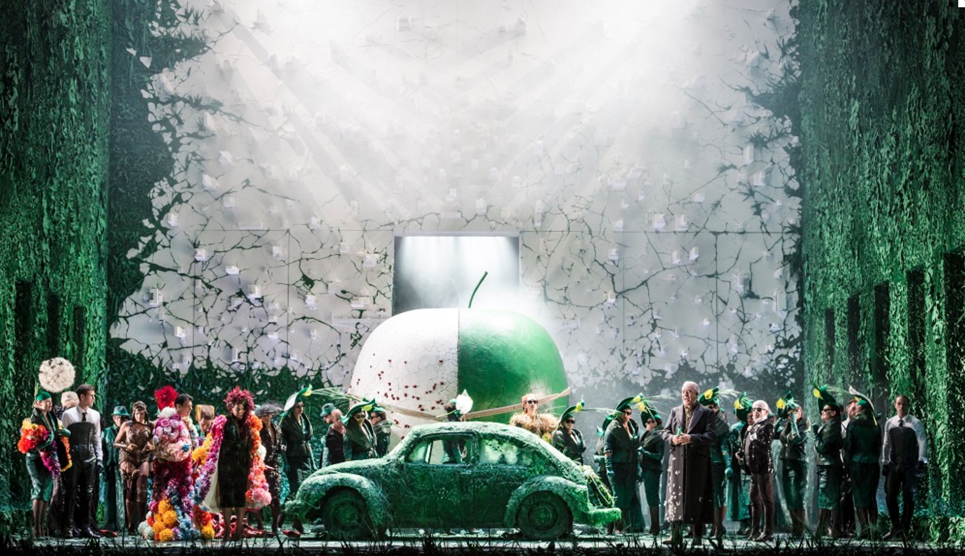Elisir d'Amore, Opéra national du Rhin