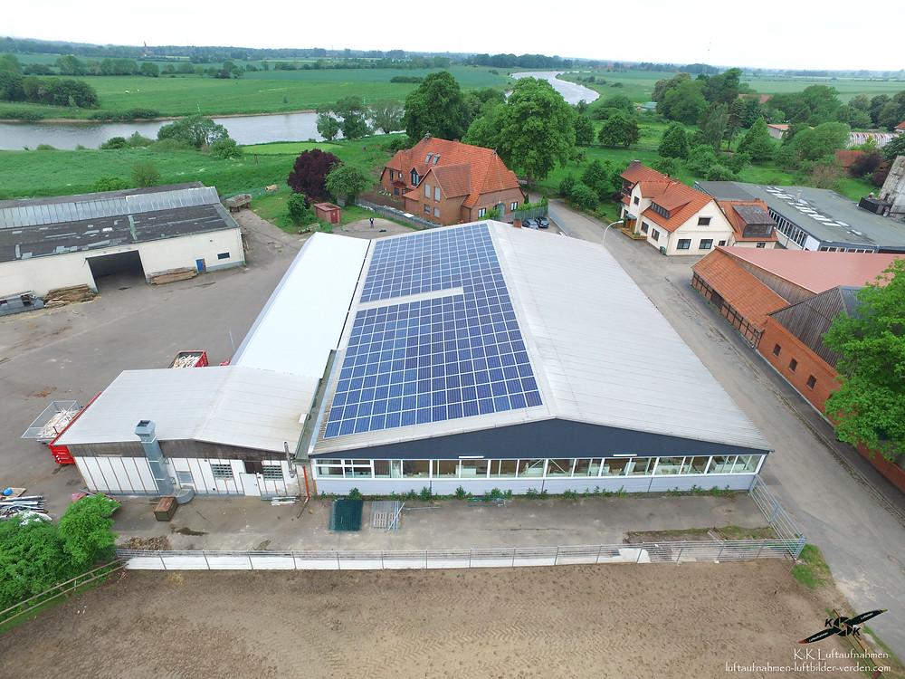 Luftaufnahmen Luftbilder für Firmen
