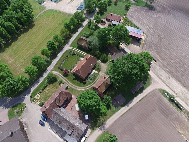 Luftaufnahmen Luftbilder für Immobilienmakler Achim Verden Niedersachsen
