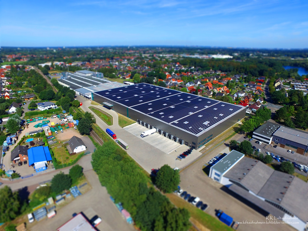 Luftbilder - Luftaufnahmen für Firmen Unternehmen