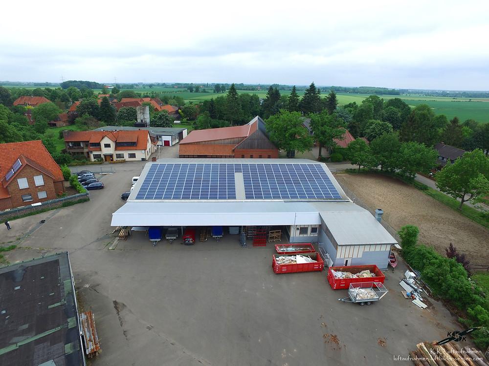 Luftaufnahmen Luftbilder für Unternehmen