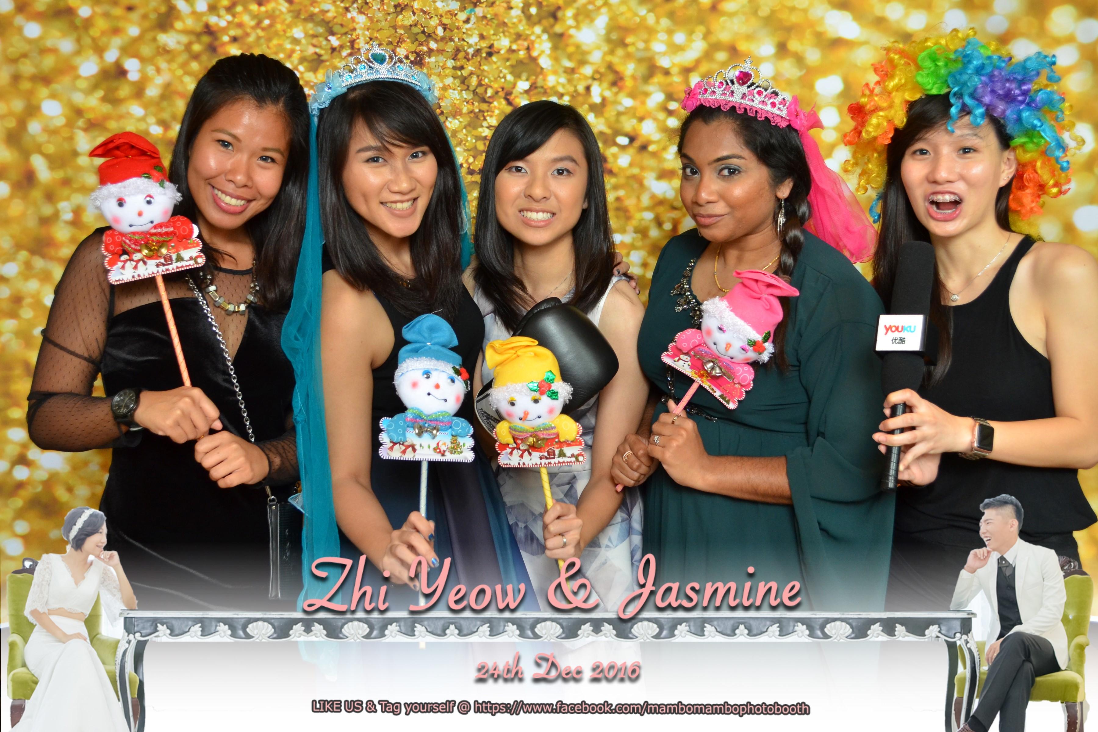 Zhi Yeow & Jasmine
