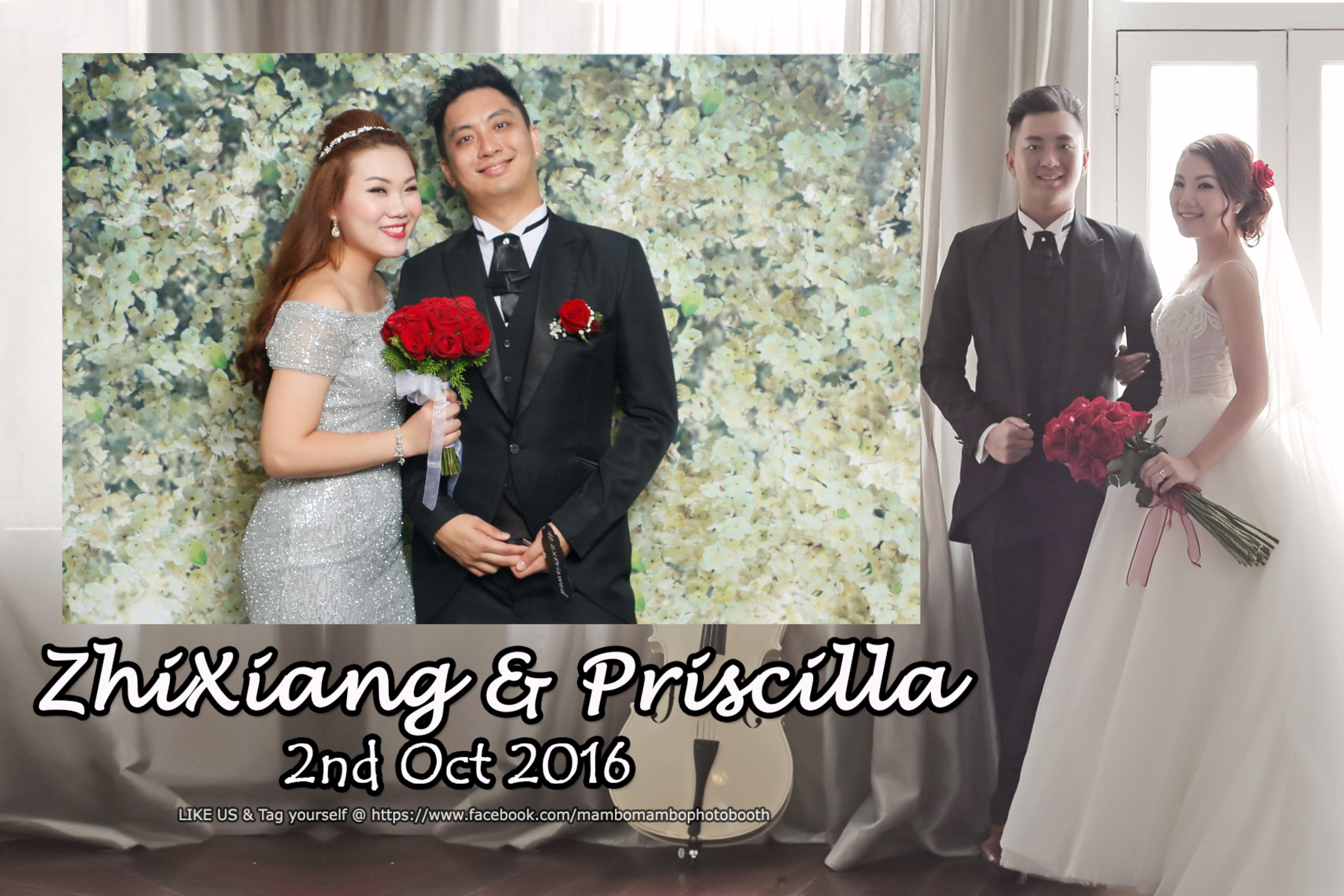 ZhiXiang Priscilla 1