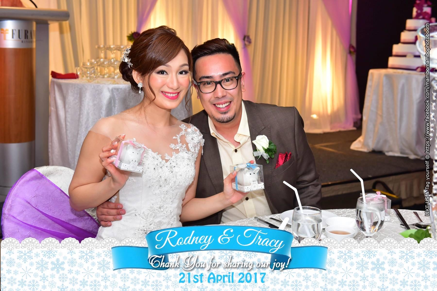 Rodney & Tracy