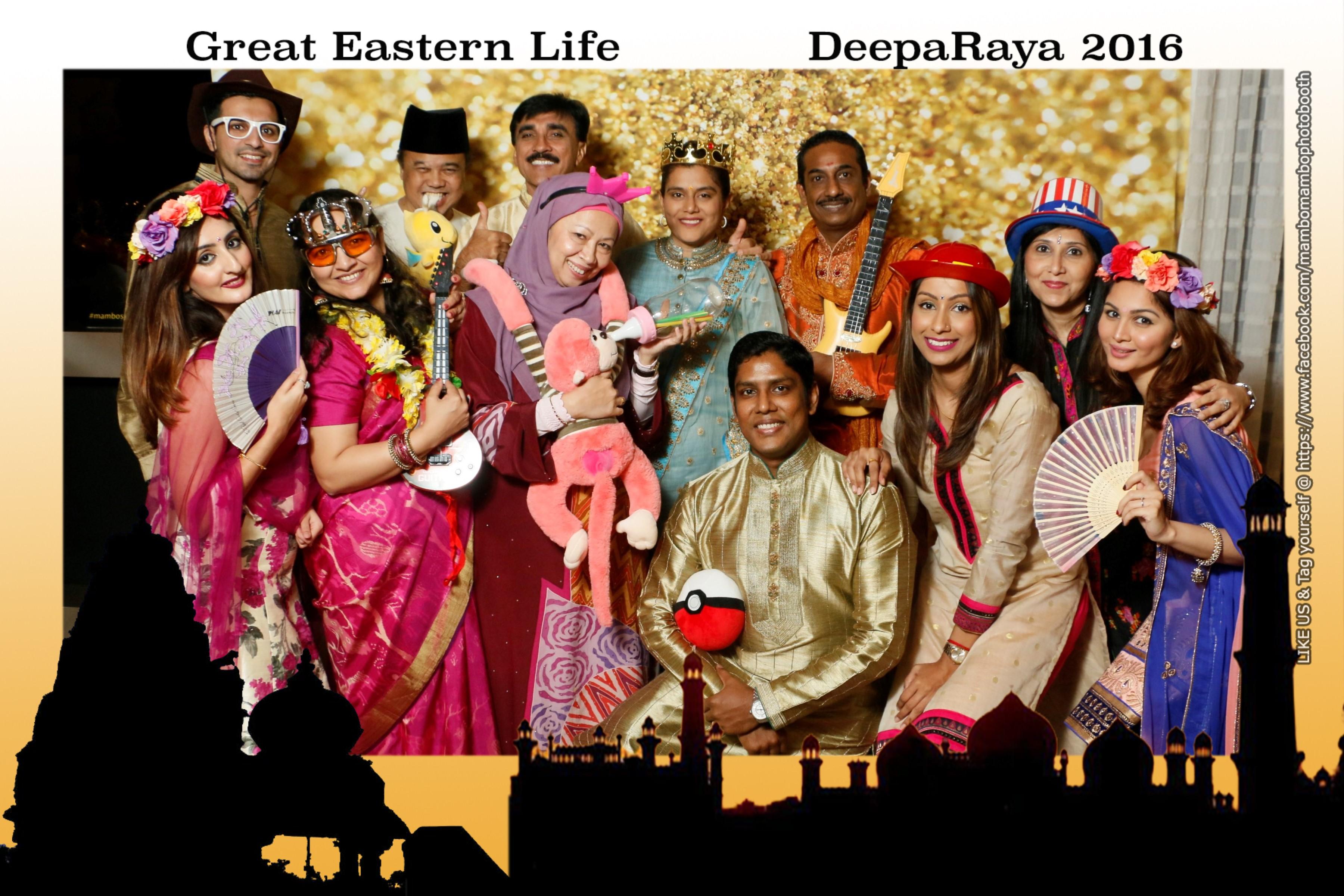 Deeparaya 2016