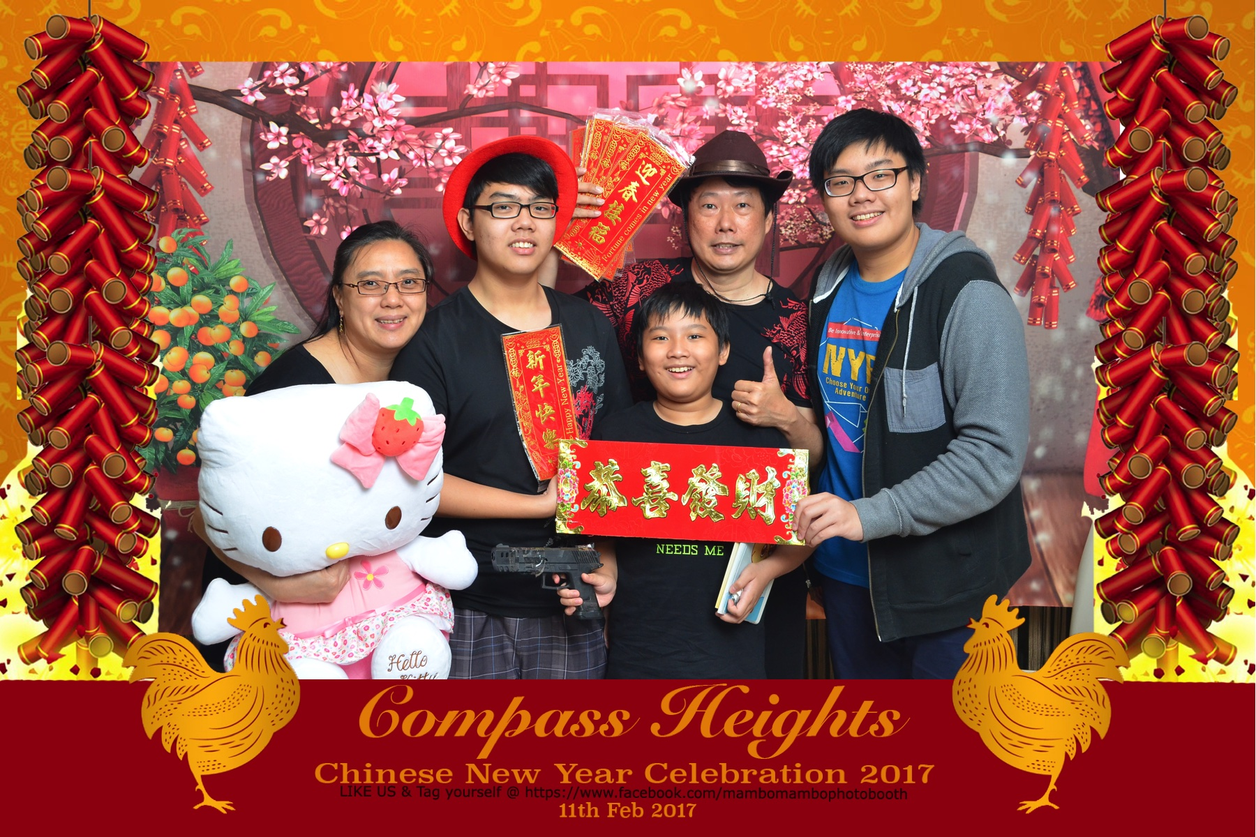 Singapore PhotoBooth Services