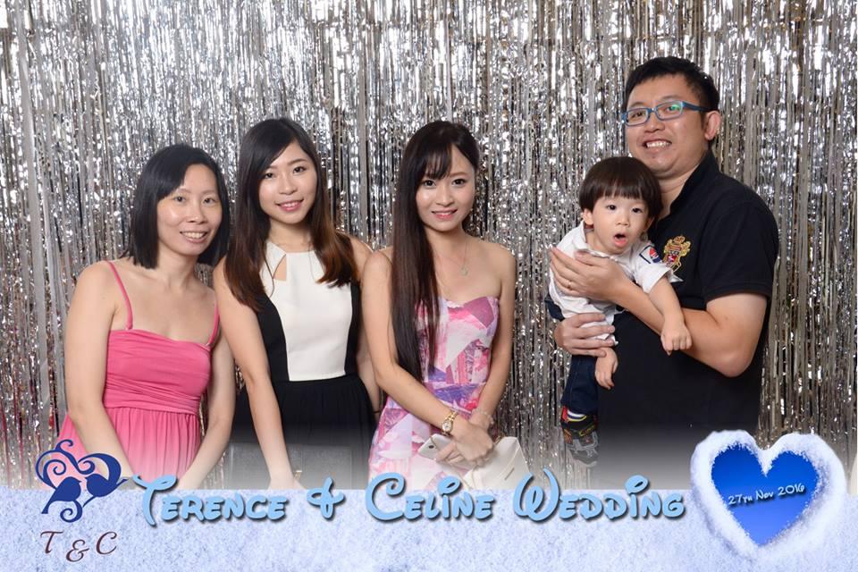 Terence & Celine