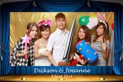 Dickon & Joenne