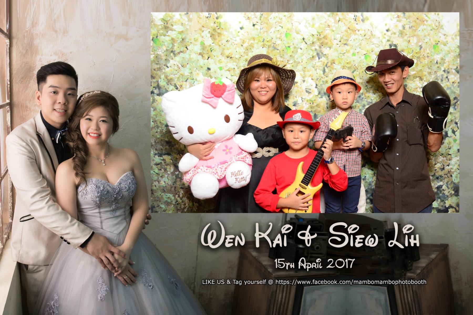 Wen Kai & Siew Lih