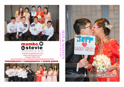 Actual Day Wedding Jeff ManYun