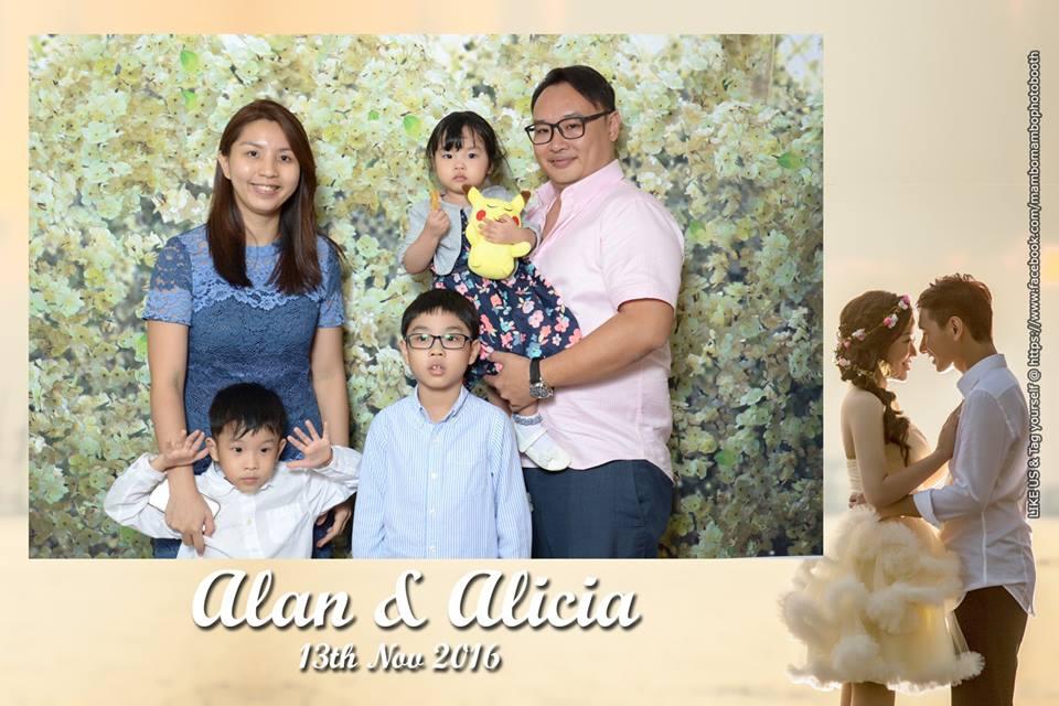 Alan & Alicia