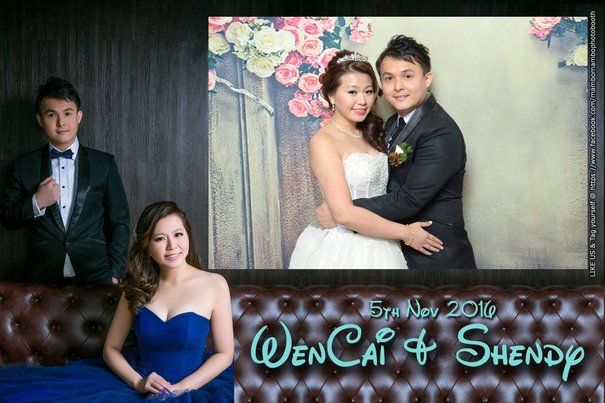 Wencai & Shendy