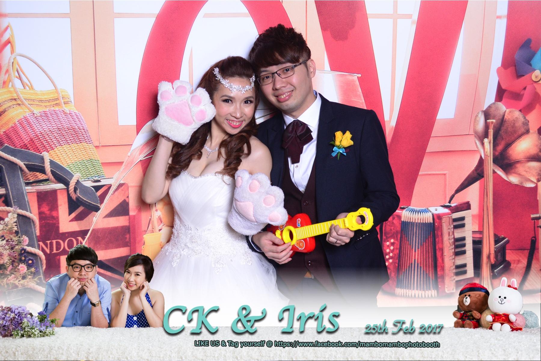 CK & Iris