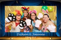 Dickson & Joeanne
