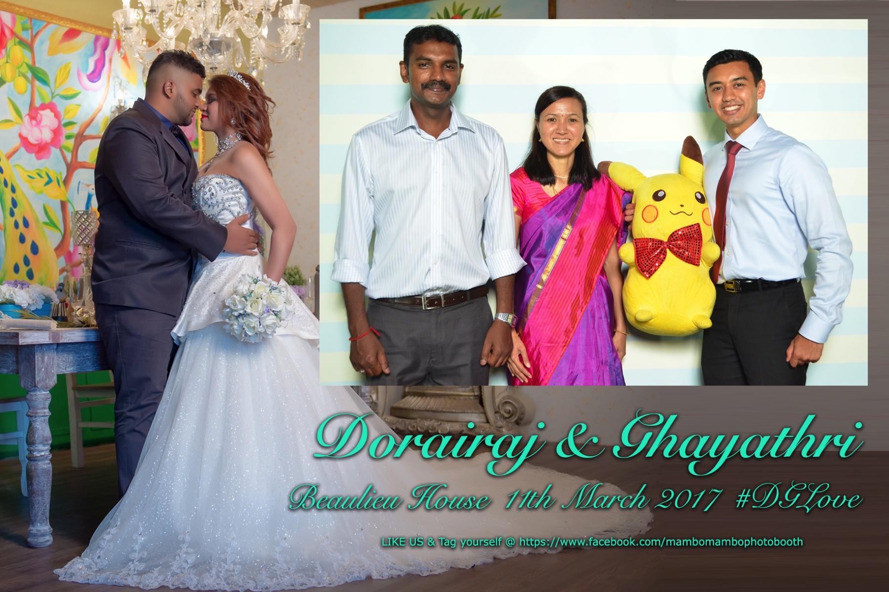 Dorairaj & Ghayathri