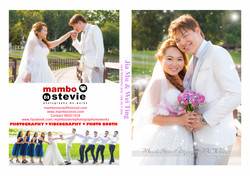 Actual Day Wedding Jiamu Weiting DVD