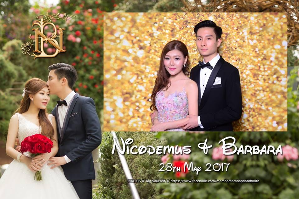 Nicodemus & Barbara