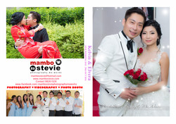 Actual Day Wedding Kelvin Vera DVD